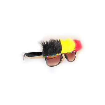 Briller Supporter Belgien briller