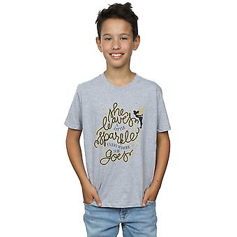 Disney Boys Tinkerbell Stars T-Shirt