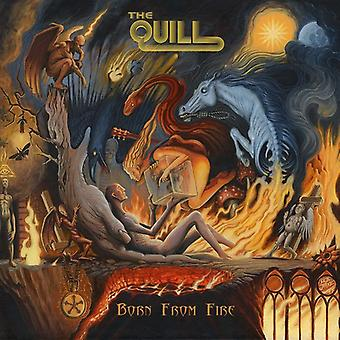 Quill - Born From Fire [Vinyl] USA import