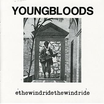 Youngbloods - Ride the Wind [CD] USA import