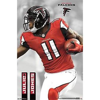 Atlanta Falcons-Plakat-Druck