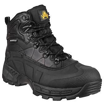 Amblers Mens FS430 Orca S3 водонепроницаемый кожаный безопасности сапоги