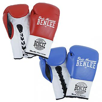 Benlee Boxing Gloves Leather Newton