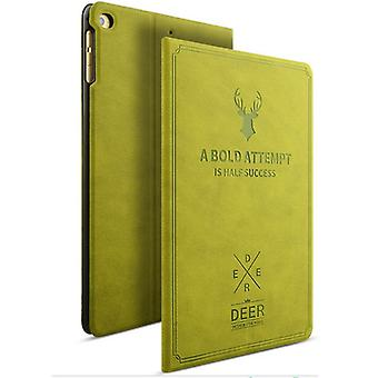 Design bag Backcase smart cover green for NEW Apple iPad 9.7 2017 case new