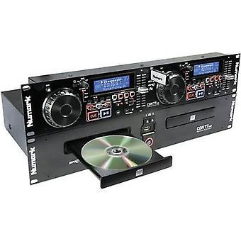Numark CDN77 DJ twin CD player