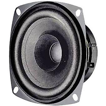 Visaton FR 10 4 inch 10.16 cm Wideband speaker chassis 20 W 8 Ω