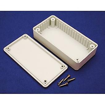 Hammond Electronics BOXB Universal enclosure 112 x 62 x 31 Acrylonitrile butadiene styrene Grey-white (RAL 7035) 1 pc(s)