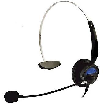 Basetech KJ-97 telefon Headset RJ10 stik