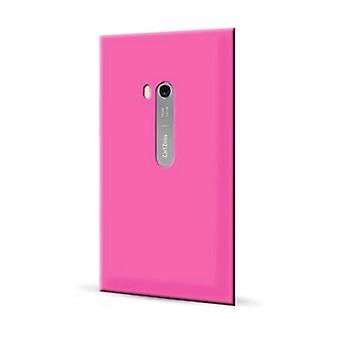 Incipio - NGP Semi-Rigid Soft Shell Case for Nokia Lumia 900 - Magenta