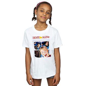 Do domu dziewczyny sam okno bandytów T-Shirt