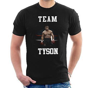 Team Tyson mannen T-Shirt