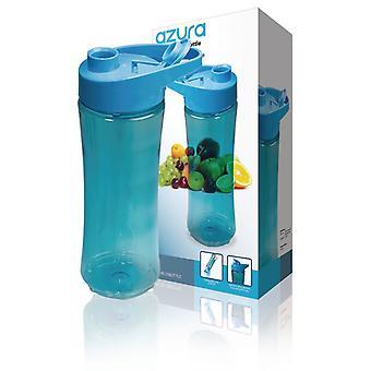 Azura AZ-BL10BOTTLE Az-bl10 0,6 L flaske Reserve blå