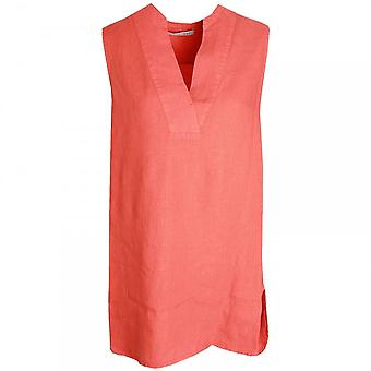Oui Sleeveless Lightweight Sun Dress