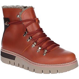 Caterpillar Womens Attention Fur Durable Waterproof Boots