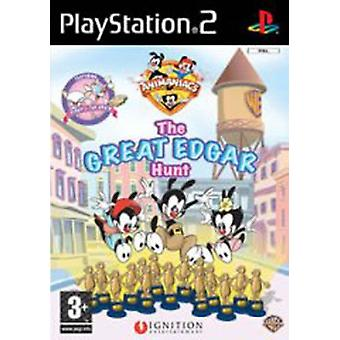 Animaniacs The Great Edgar Hunt (PS2) - Nieuwe fabriek verzegeld