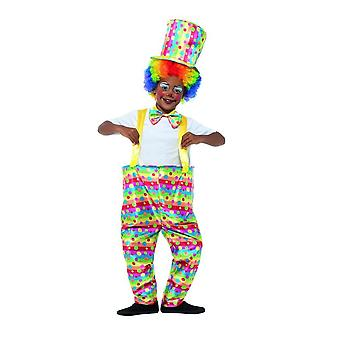Pojat pelle Circus puku, pojat Fancy Dress, pieni ikä 4-6