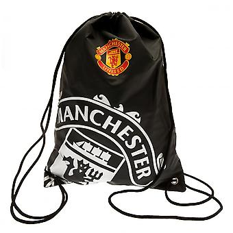 Manchester United FC Drawstring Gym Bag