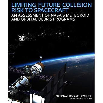 Limitare il rischio di collisione futuro veicolo spaziale