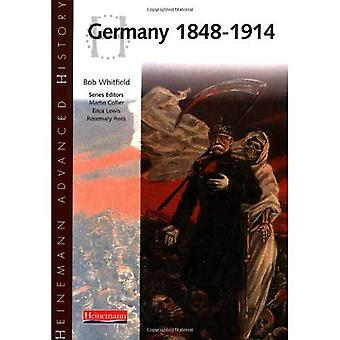 Heinemann avancée historique: Allemagne 1848-1914