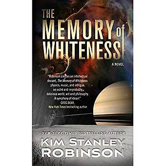 La memoria di bianchezza: un romanzo scientifico