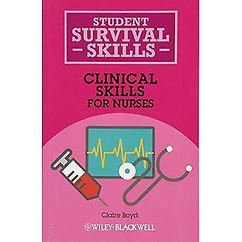 Klinische vaardigheden voor verpleegkundigen
