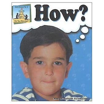 I Wonder How? (SandCastle: Do You Wonder?)