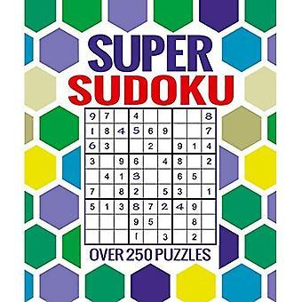 Super Sudoku 176pp Flexi