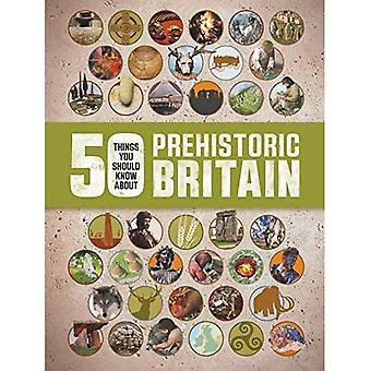 50 que vous devriez savoir sur: Grande-Bretagne préhistorique