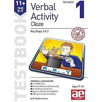 Testbook Cloze rok 5-7 werbalnej aktywności 11 + 1