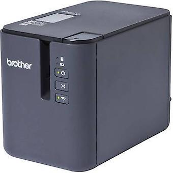 Stampante per etichette Brother P-touch P900W adatto per rotoli: TZe, HSe, HGe, STe, FLe 3.5 mm, 6mm, 9mm, 12mm, 18mm, 24mm, 36mm