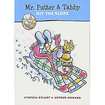 Il signor Putter & Tabby ha colpito la pendenza