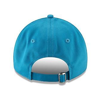 Carolina Panthers NFL nowa era szary Glitter regulowany kapelusz
