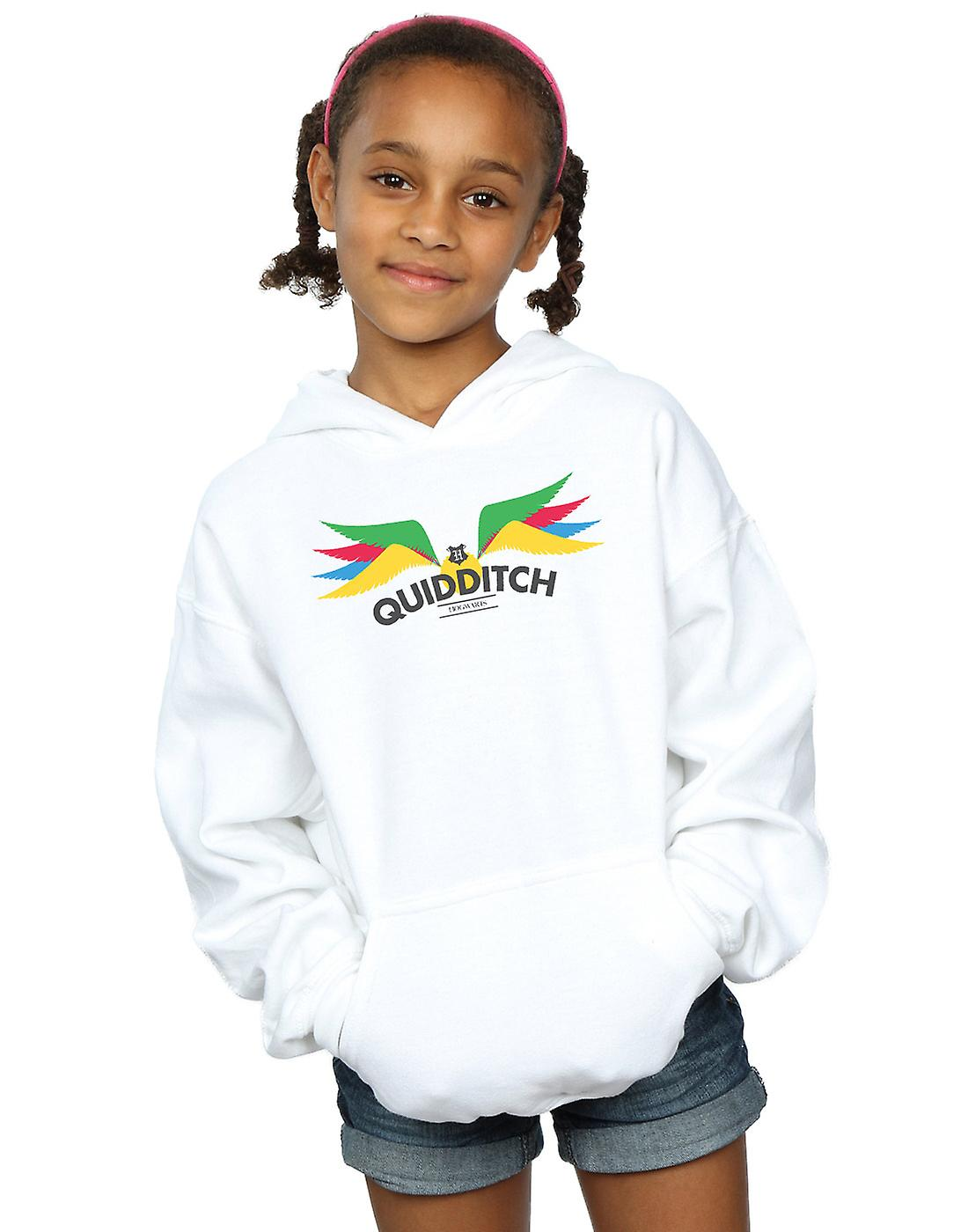 Harry Potter Girls Snitch Wings Pastels Hoodie