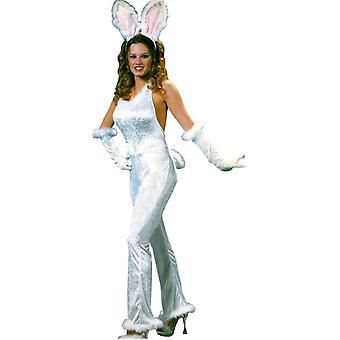 Velvet Bunny Adult Costume
