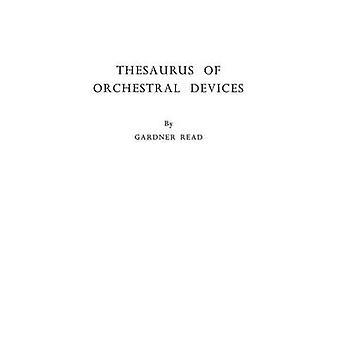 Synonymordbogen orkestrale enheder af Læs & Gardner