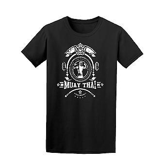 Muay Thai Club Vintage Club T-Shirt Herren-Bild von Shutterstock