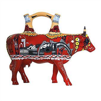Cow Parade Paracas Ancestors (large)