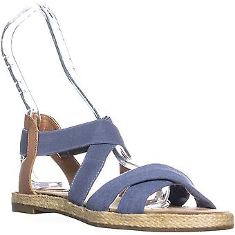 Giani Bernini Womens Colbey2 Open Toe Casual Ankle Strap Sandals