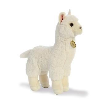 Aurora World 26329 MiYoni Alpaca, White