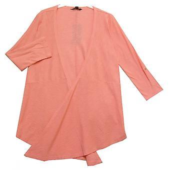 POMODORO Cardigan 71607 Coral Pink