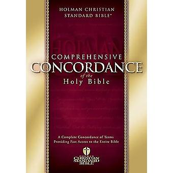 Comprehensive Concordance of the Holy Bible by David K Stabnow - 9780