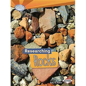 Researching Rocks by Sally M Walker - 9781467707930 Book