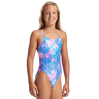 Amanzi Girls Mermaid Kisses Swimwear For Girls