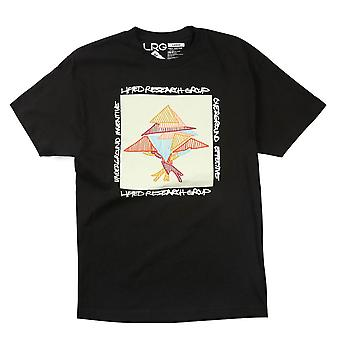 Lrg Tech Triangles T-Shirt Black