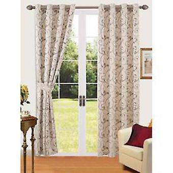Comfort Collection Eyelet Curtain - Elysee
