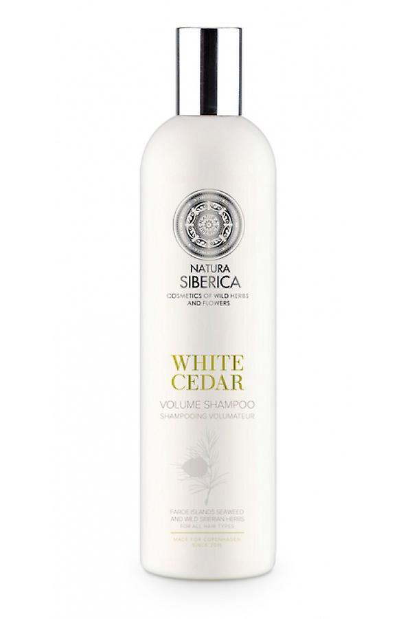 Natura Siberica I White Cedar Volume Shampoo