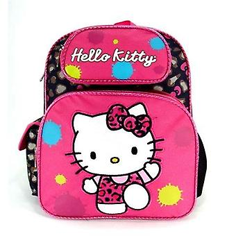 Small Backpack Hello Kitty Hot Pink Color 12