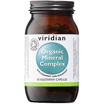 Viridian Organic Mineral Complex Veg Caps 90 (301)