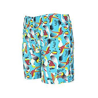 Zoggs Boys Parrot Parade Swim Shorts - Multi