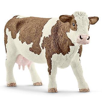 Schleich Simmental lehmä